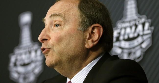 Bettman not bullish about NHL participation in 2018 Olympics