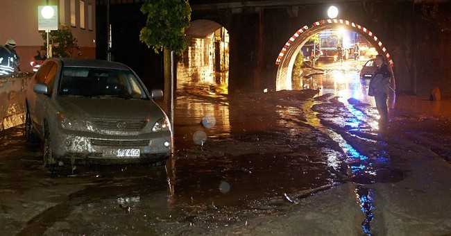 Germany: 4 dead after flooding in southwest