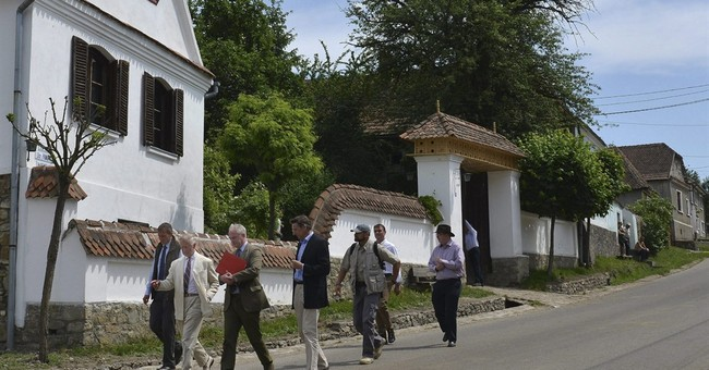 Prince Charles in Romania to travel to Transylvania