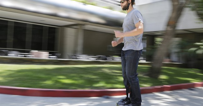 Forget the fires: Hoverboards just want a second chance