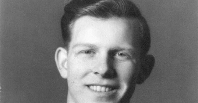 Coincidence leads to an Arlington burial for WWII Marine