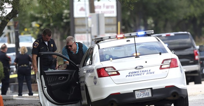 Police: Houston shooter fired 212 rounds