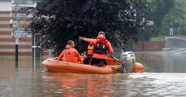 Heavy rain drenches swaths of France, disrupts French Open