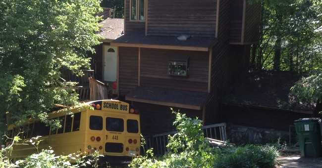 Authorities: Charlotte school bus wreck, 15 minor injuries