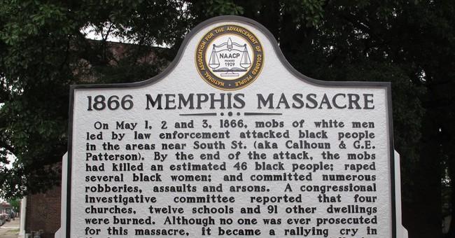 150 years after Memphis massacre, marker shows struggle