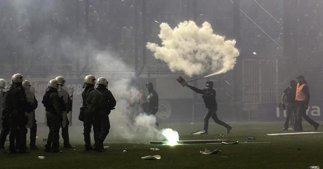 Soccer hooliganism still a threat heading into Euro 2016