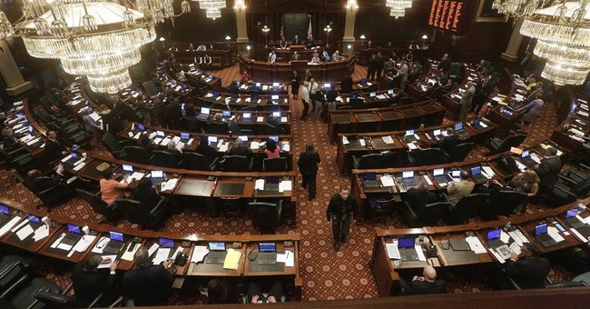 Illinois legislative session ends without a budget, again