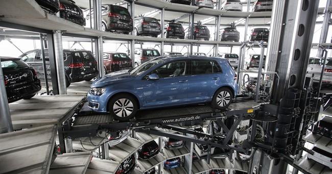 Scandal-hit Volkswagen makes profit despite scandal