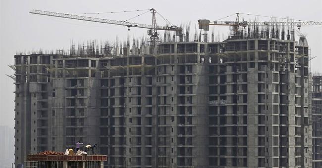 India's economy grew 7.6 percent in last fiscal year
