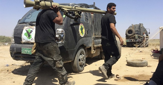 Amid heavy clashes in Fallujah, fears rise for civilians