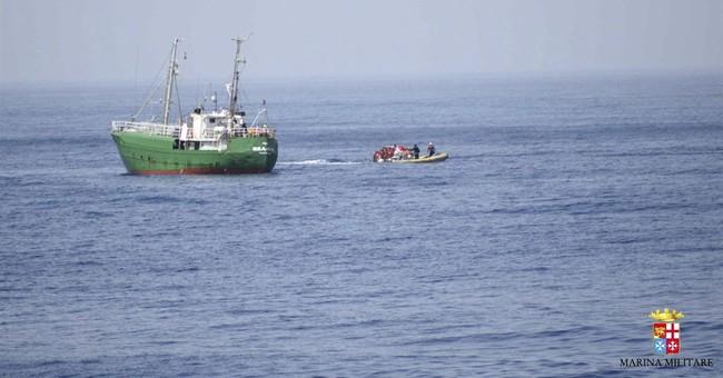Mediterranean Sea disasters leave more than 1,000 dead