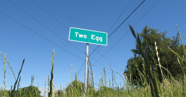 What's in a name? Ask the folks in Two Egg, Florida