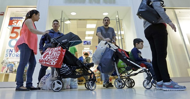 US consumer spending scores biggest jump in 6 years