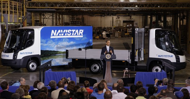 Obama to find Indiana county still dependent on RV industry
