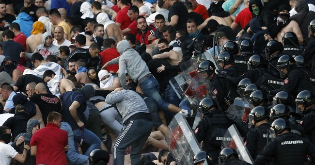 Soccer hooliganism still a threat heading into Euro 2016