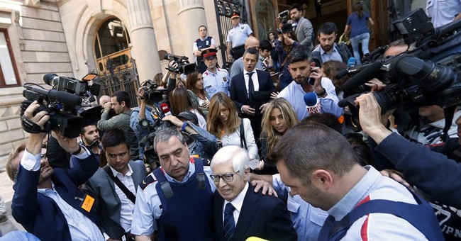 Messi's lawyer says player and father 'calm' about trial