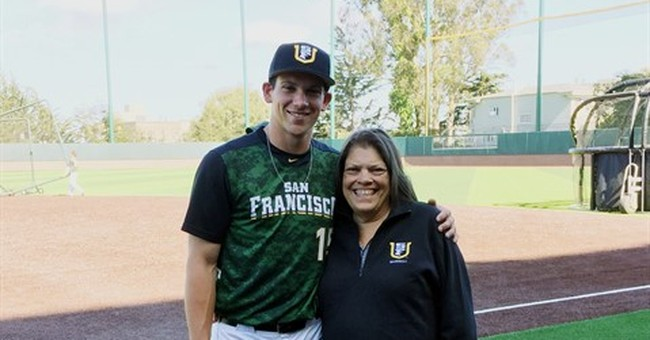 USF pitcher Carney donating part of liver to ailing mother