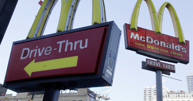 Blind man sues McDonald's over car-only drive-thru policy