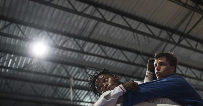 2 judo athletes from Congo hope to make refugee Olympic team