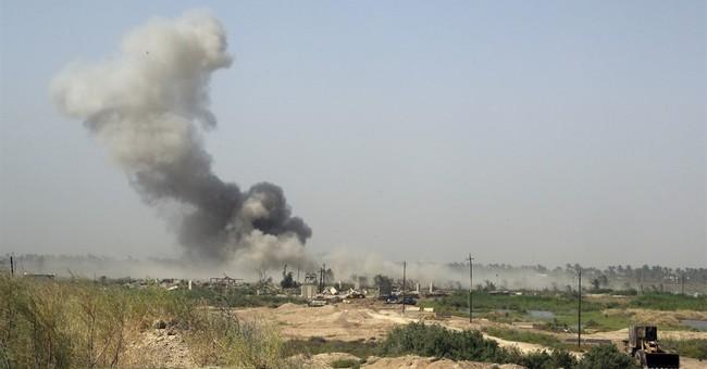 UN warns 20,000 children are trapped in Iraq's Fallujah