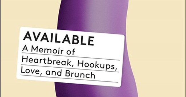 Review: Author challenges  outlook on dating in 'Available'