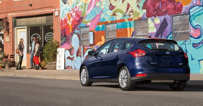 Fact sheet: 2016 Ford Focus Hatchback
