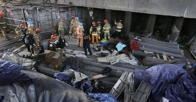 4 dead, 10 hurt in South Korean construction explosion