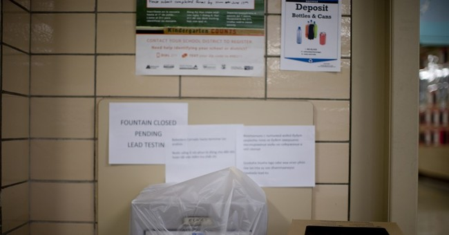 Portland parents decry officials over lead in school water