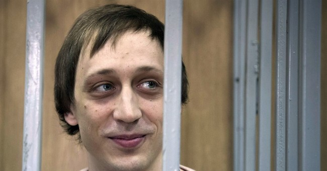 Ballet dancer in Russian acid attack released on parole