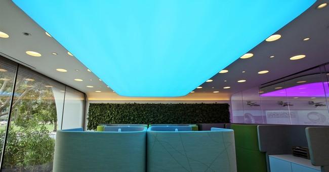 Futuristic Dubai office showcases 3-D printing's potential