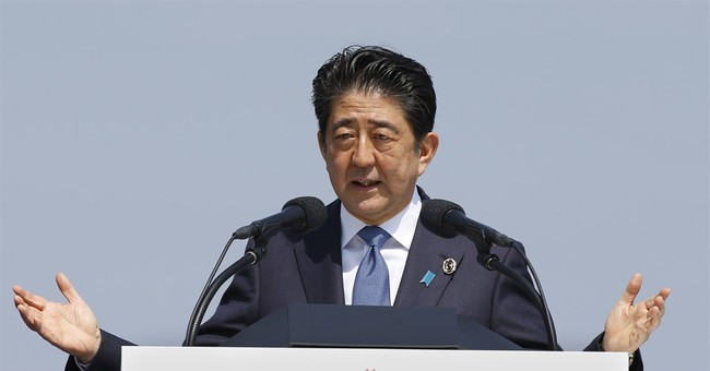 In his words: How Japan's Abe's comments on tax hike evolved