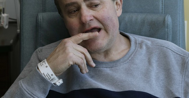 Man who got 1st US penis transplant released from hospital