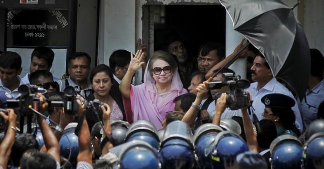 Judge grants delay in graft trial for Bangladesh's ex-PM Zia