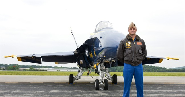 Blue Angels pilot's body has been flown home