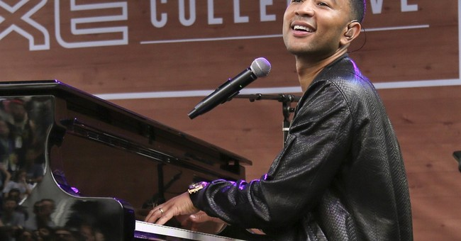 John Legend to perform anthem at Game 1 of NBA Finals