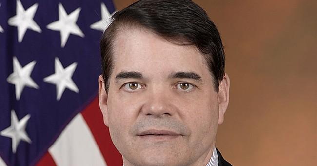 Pentagon official on leave after arrest in parking dispute