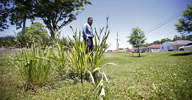 New Orleans embraces water inside city with new green model