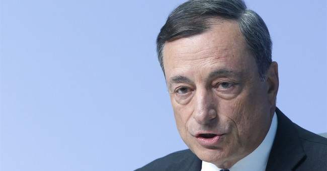 European Central Bank: stimulus is working, give it time