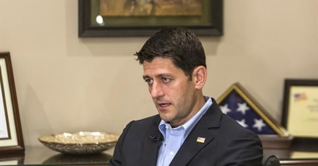AP Interview: In pursuit of GOP unity, Ryan endorses Trump