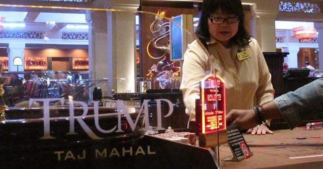Firm: New casinos could kill 4 of Atlantic City's 8 casinos
