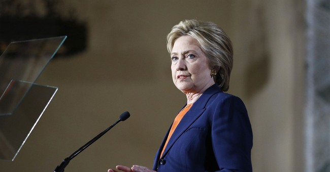 Electing Trump would be 'historic mistake,' Clinton says