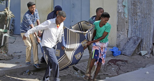 Somalia forces end extremist siege of hotel; 15 killed