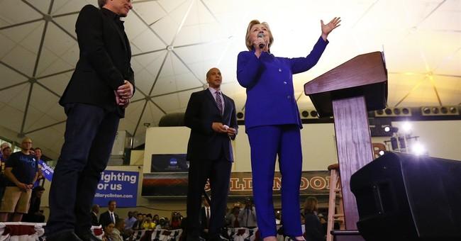 The Latest: Trump says Clinton now 'Lyin', Crooked Hillary'