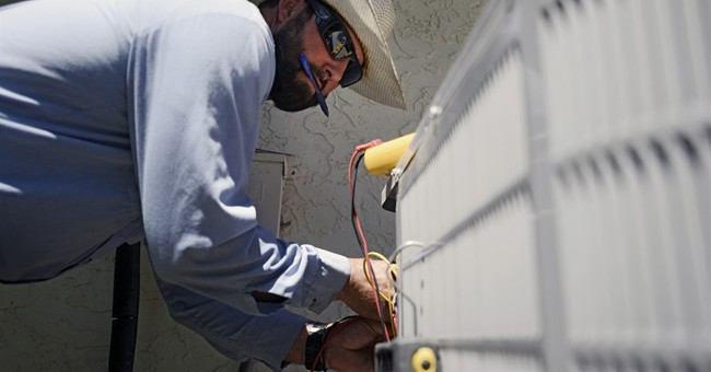 With triple-digit temps, staying cool takes creativity