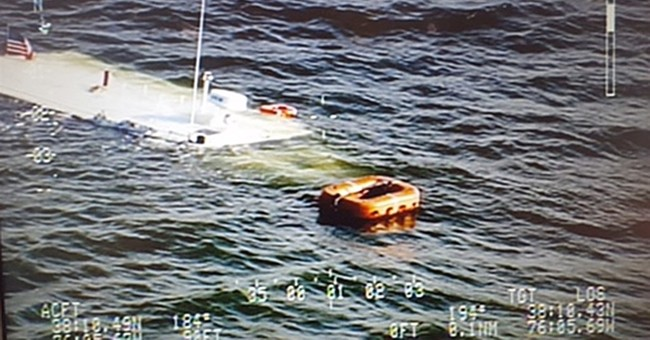 Coast Guard: Boat that sank with kids was in prohibited area