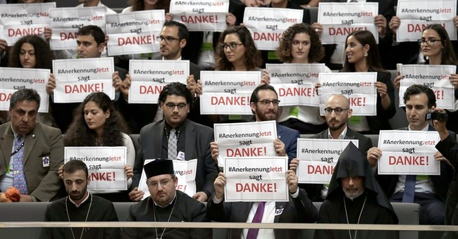 News Guide: German vote recognizing Armenian genocide