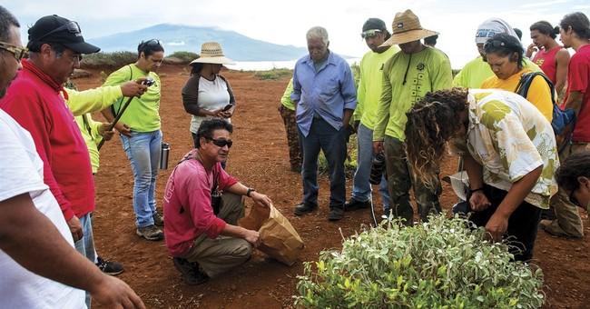 Future funding murky for Hawaiian island used as bomb range