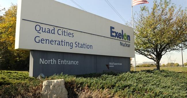 Exelon to close 2 nuclear plants; still seeking subsidies