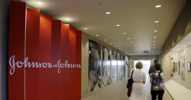 Johnson & Johnson buying Vogue Int'l for about $3.3B