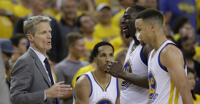 Kerr pushes all the right buttons in Game 1 of NBA Finals